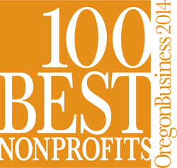 100 Best Nonprofits logo