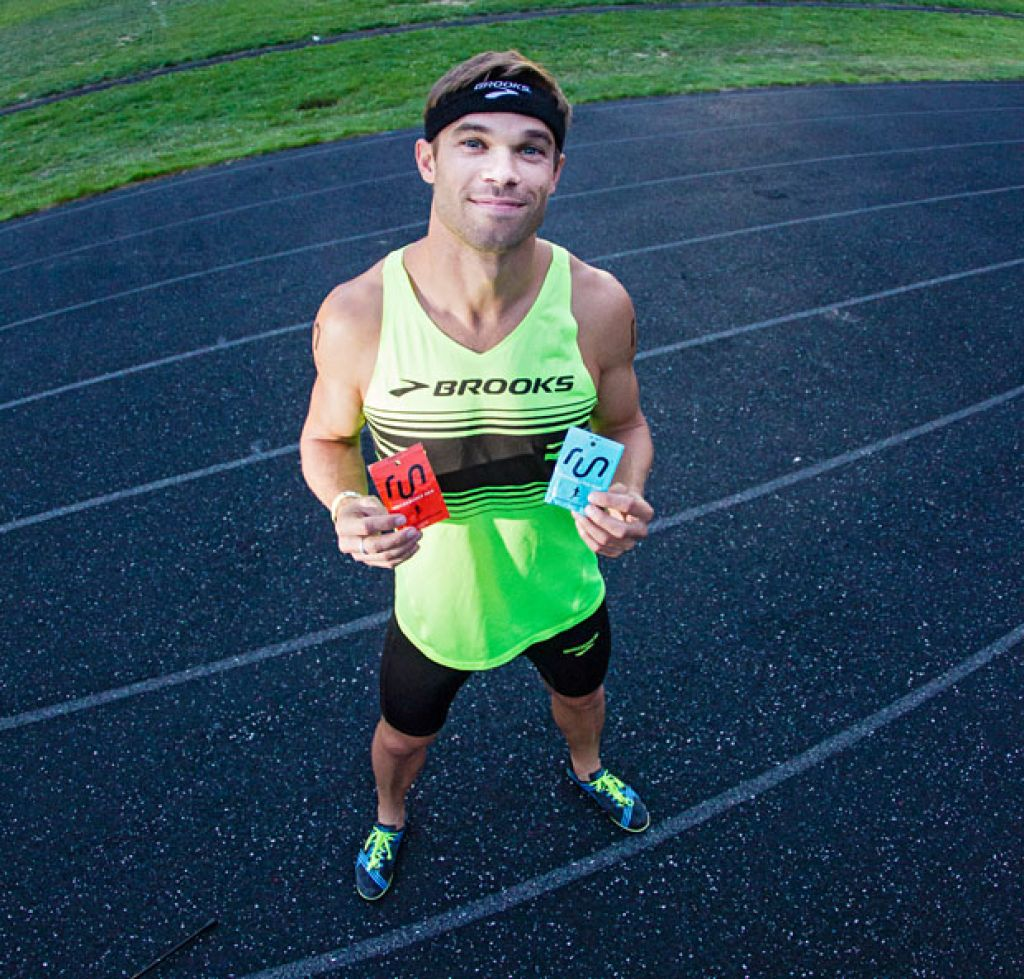 FOB 3 Nick Symmonds