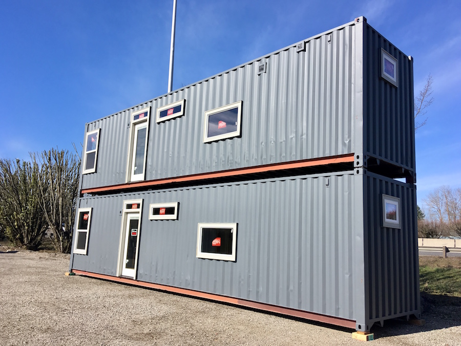 Shipping Container Architecture | Oregon Business This Business Owner Builds Homes Out Of Shipping