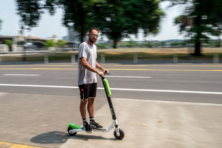 scooter dude