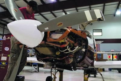 Oregon Business - Composite aircraft industry takes off around Bend