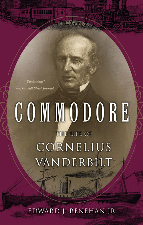 Books Commodore-Renehan-Jr-Edward-EB9780465010301