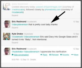 Google-Glass-misheard-Tweet