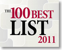 Oregon 100 Best Companies 2011