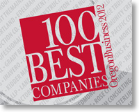 Oregon 100 Best Companies 2012