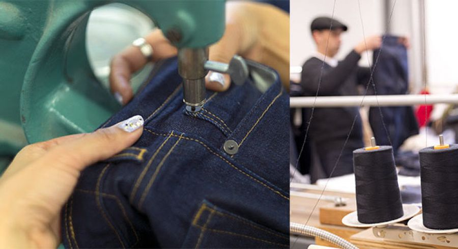 Bespoke jeans outfit QCut closes shop