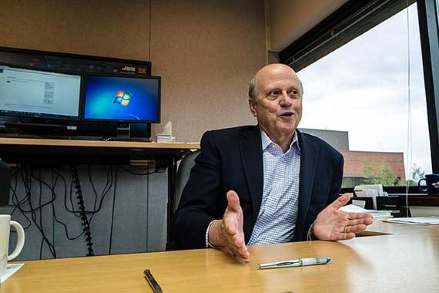 Sneak peek: Q & A with Wally Rhines, CEO of Mentor Graphics