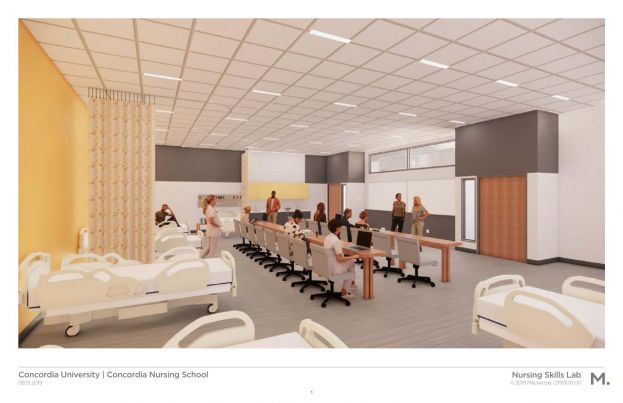 Concordia University-Portland to Open Nursing Innovation Center