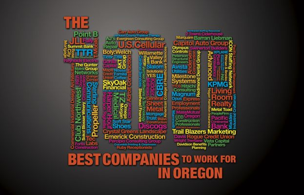 100 Best Companies to Work For in Oregon 2017