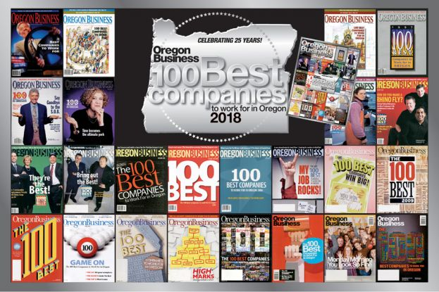 Companies, former staffers look back on 25 years of the 100 Best