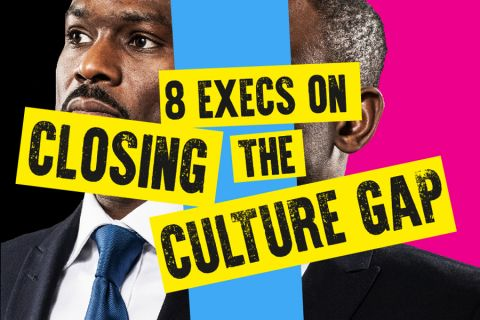 Rift management: Eight execs on closing the culture gap