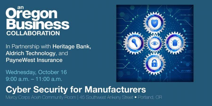 Cyber Security for Manufacturers