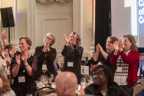 Highlights from our 100 Best Nonprofits to Work for in Oregon awards