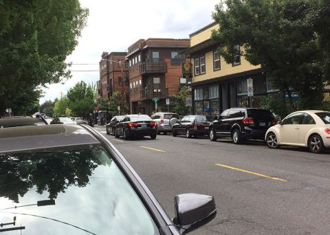 Groups call on city council to address Portland's parking crisis