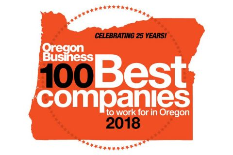 Info Package: The 100 Best Companies to Work for in Oregon 2018