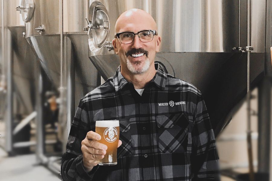 John Glick, Worthy Brewing