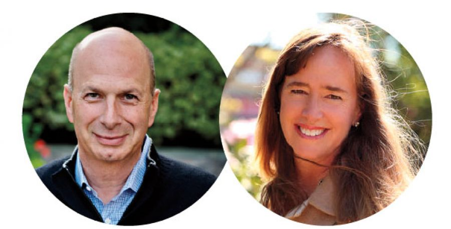 Power Couple: Gordon Sondland and Katy Durant