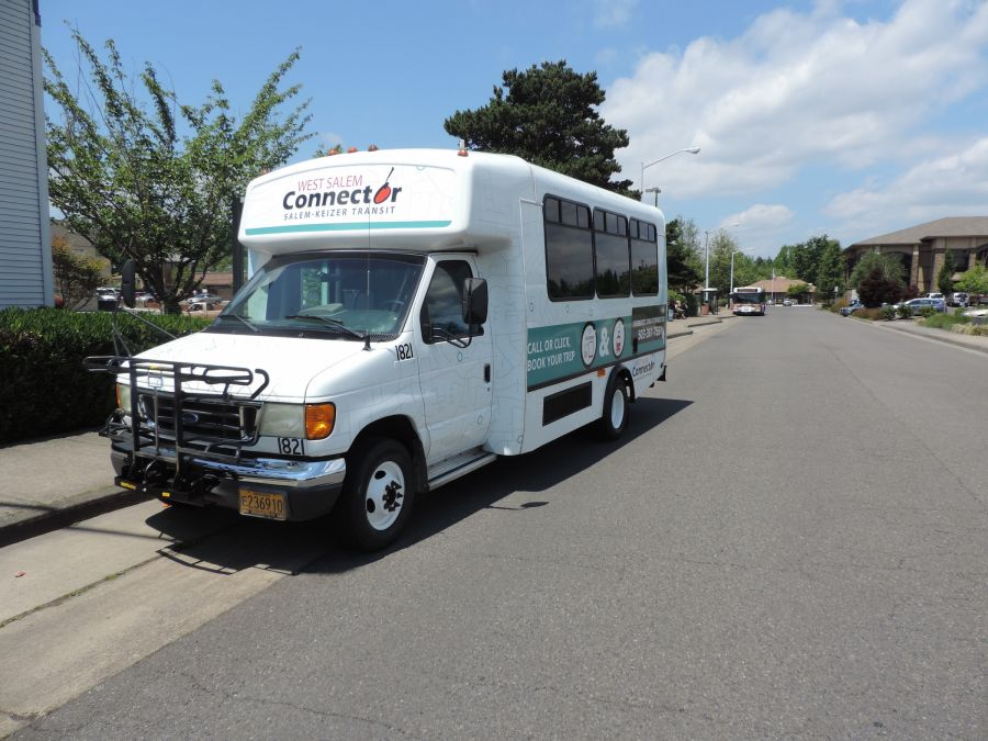 The Bus is Back: Salem experiments with an on-demand bus
