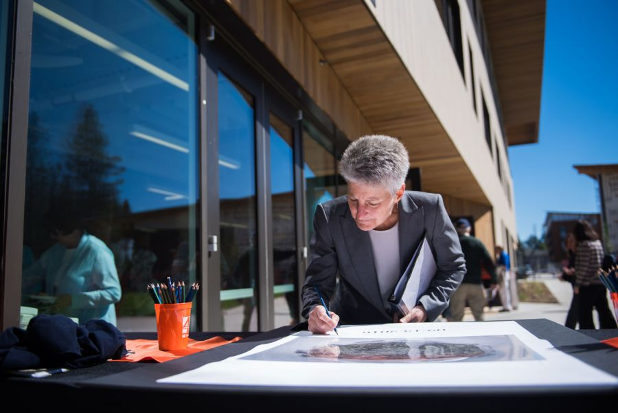 Q & A with the vice president of the new OSU-Cascades campus