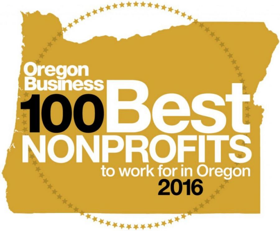 2016 100 Best Nonprofit Workplaces in Oregon
