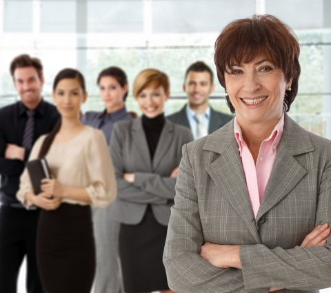 Networking program targets mid career female managers