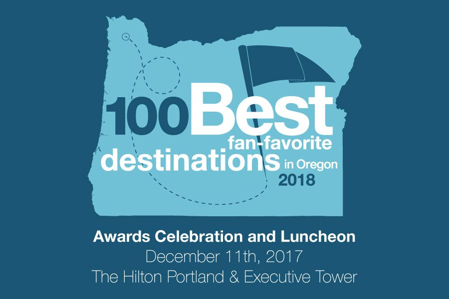 100 Best Fan-Favorite Destinations 2018 Awards Celebration and Luncheon