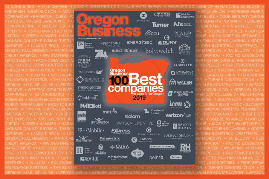 Oregon Business - 100 Best Companies