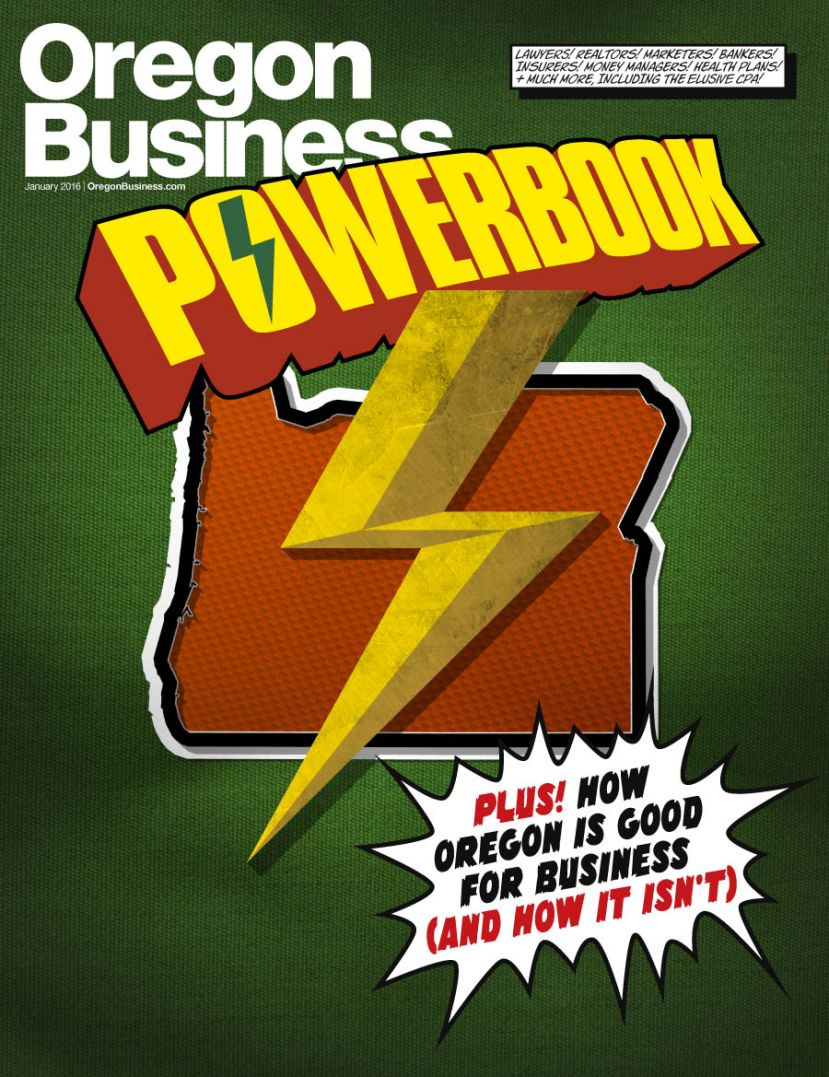 The cover story: Powerbook