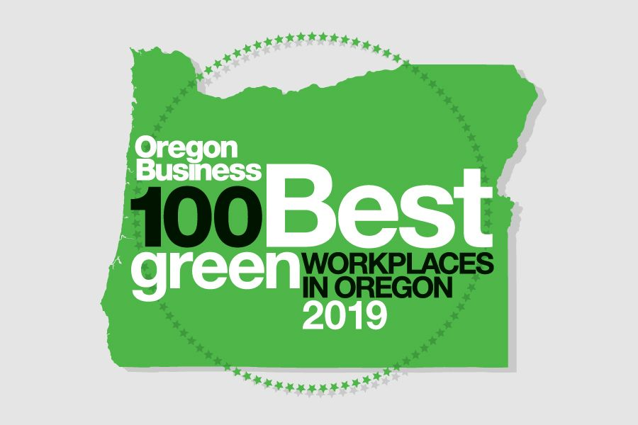 2018 100 Best Green Workplaces in Oregon Luncheon and Celebration
