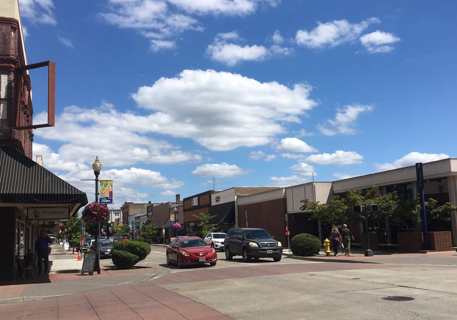Downtown Hillsboro slow to revitalize