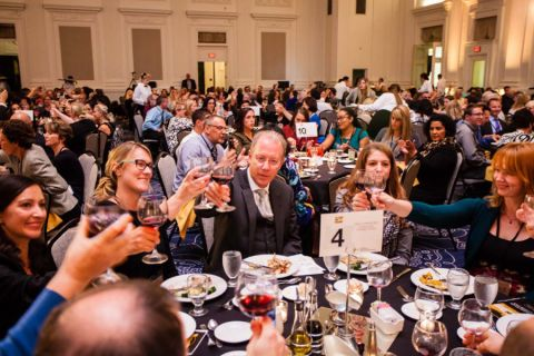 Register for the 100 Best Nonprofits to Work for in Oregon 2018 Awards Dinner