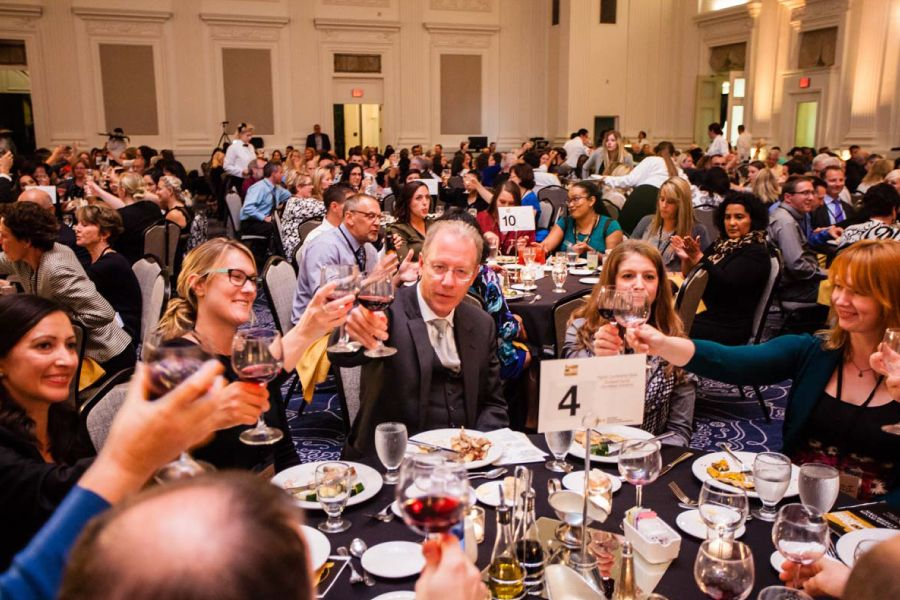 Register for the 100 Best Nonprofits to Work for in Oregon 2017 Awards Dinner