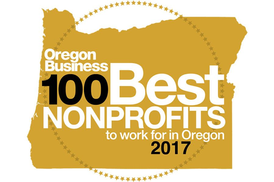 Info Package: The 2017 100 Best Nonprofits to Work For in Oregon
