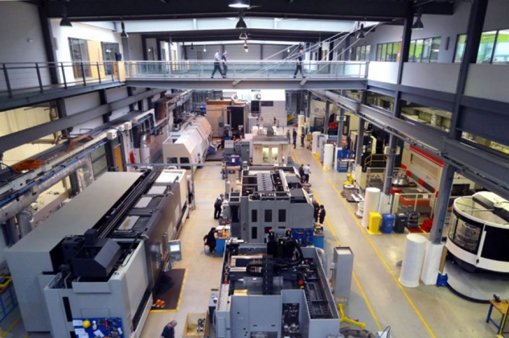 Oregon Business Boeing Pitches Collaborative Manufacturing R Amp D Model