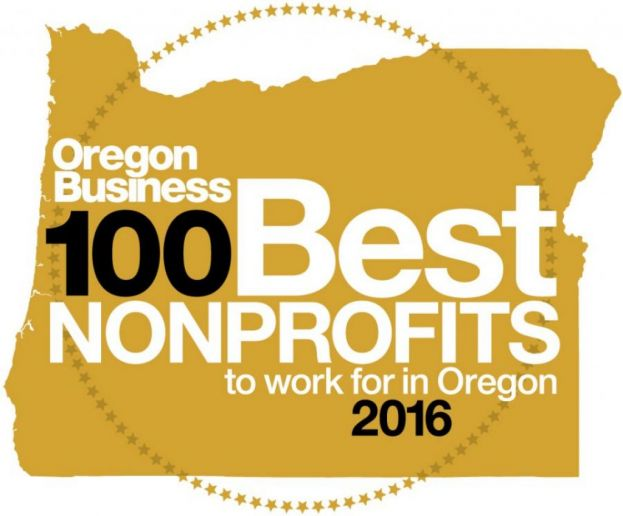 Info Package: The 2016 100 Best Nonprofits to Work For in Oregon