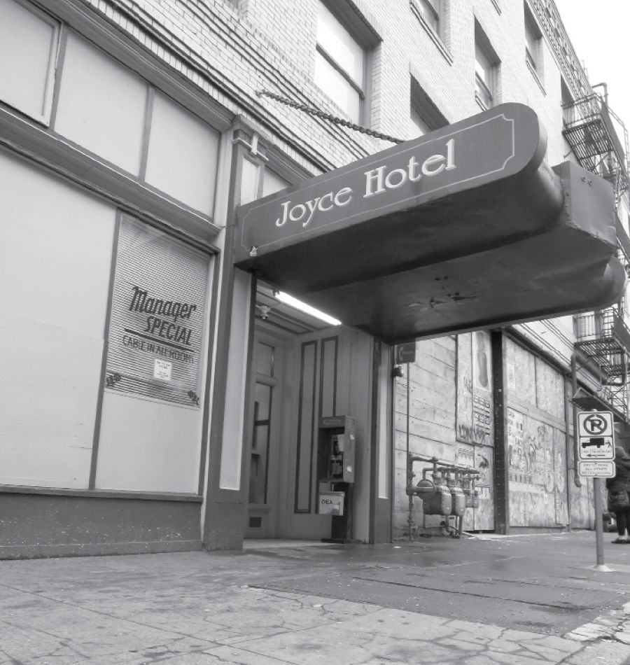 City kickstarts Joyce Hotel design and renovation process