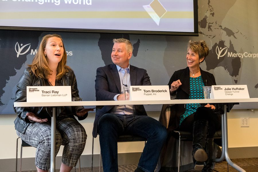 On the Scene: Navigating Leadership in a Changing World