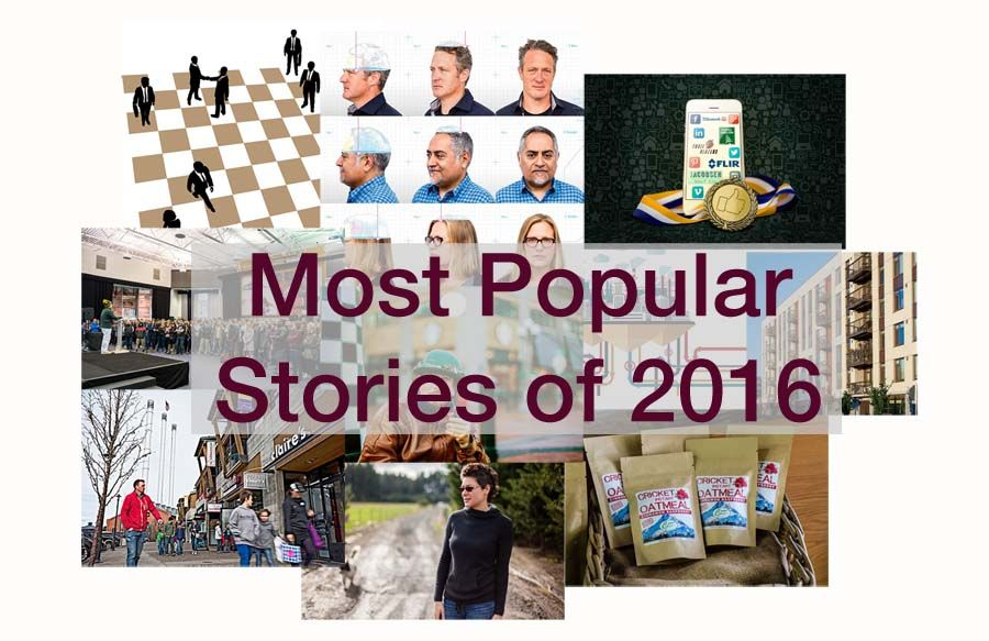 Most Read Articles of 2016