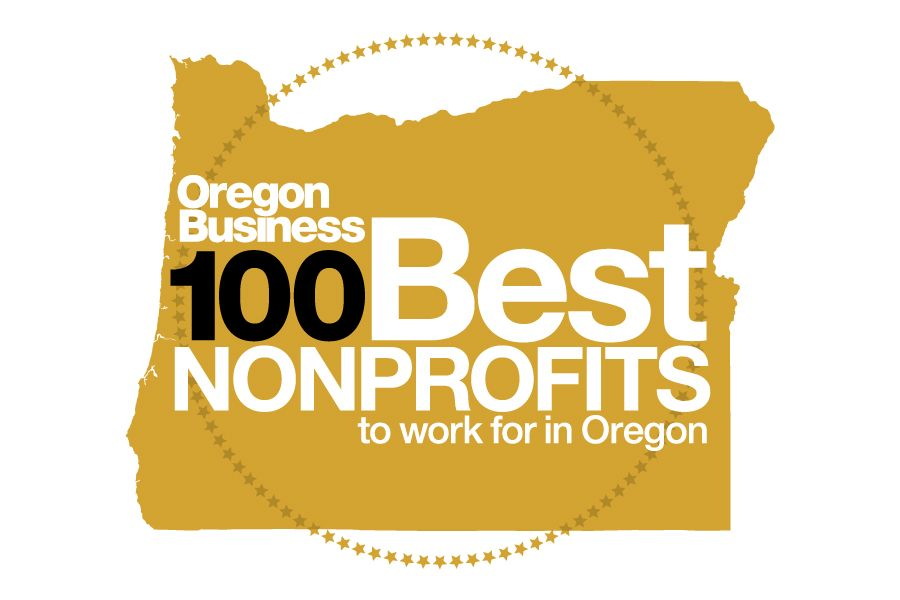100 Best Nonprofits logos