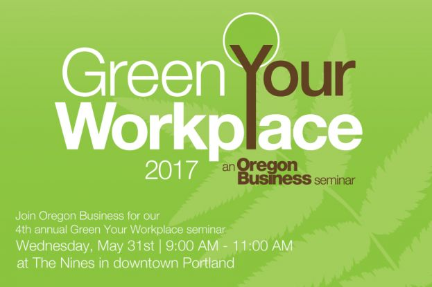 2017 Green Your Workplace Seminar