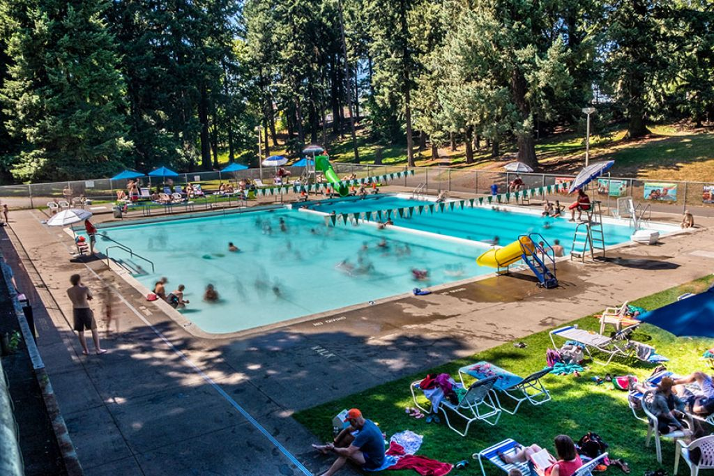Oregon Business - Photo essay: Outdoor swimming pools ...