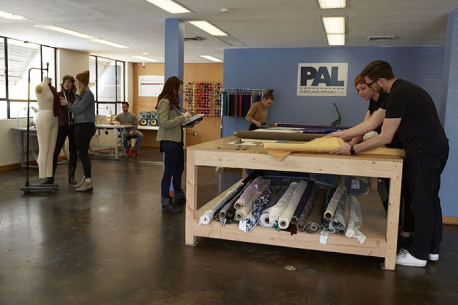 Portland Apparel Lab