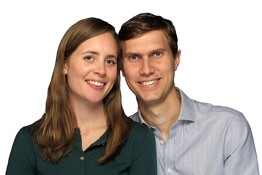 Power Couple: Jenna Adams-Kalloch and Andrew Kalloch