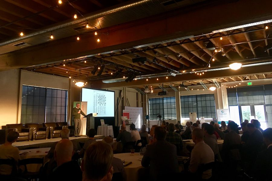 The 2018 Vertue Lab impact summit attracted venture capitalists and cleantech entrepreneurs