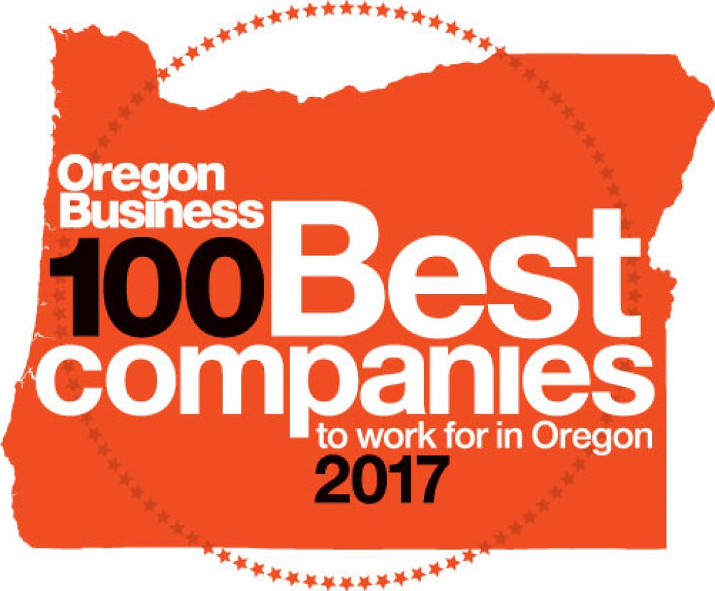 Oregon Business - 2017 100 Best Cpanies to Work For in Oregon