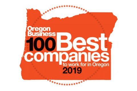Info Package: The 100 Best Companies to Work for in Oregon 2019