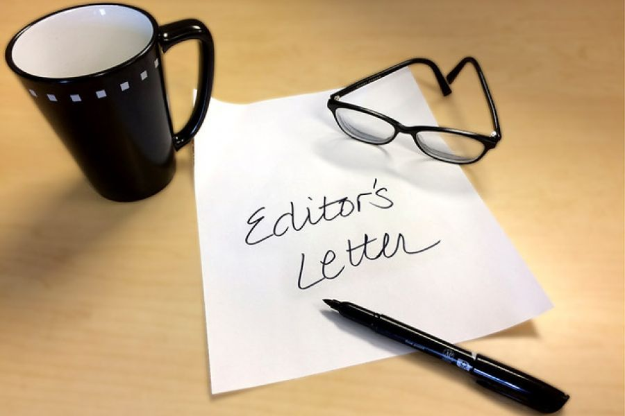 Editor's Letter: A preview of our November/December issue