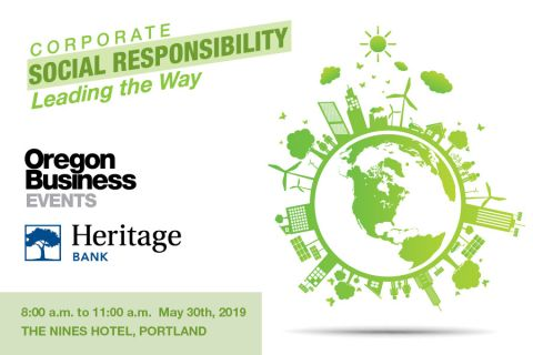 Corporate Social Responsibility: Leading the Way