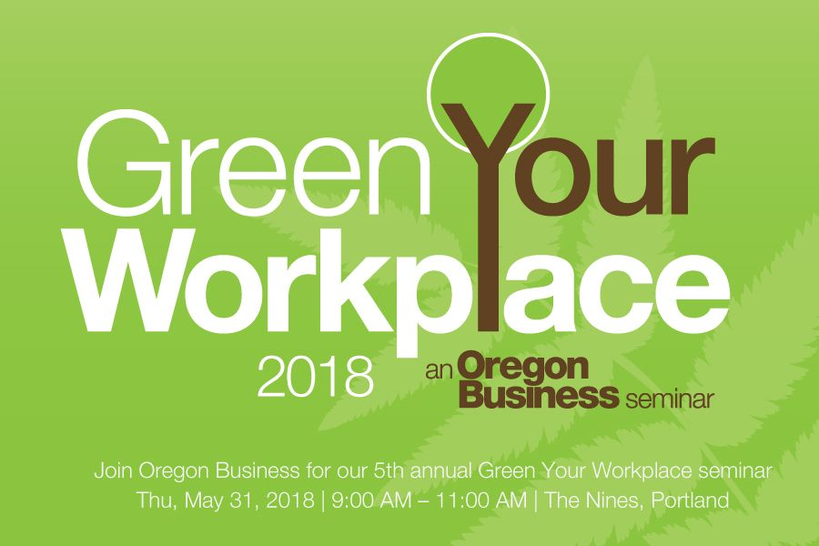 2018 Green Your Workplace Seminar