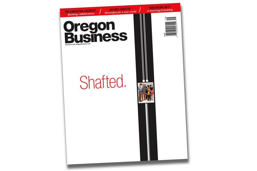 The Cover Story: Shafted